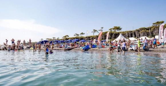 A Cecina la prima tappa campionato italiano Sup Race FISW