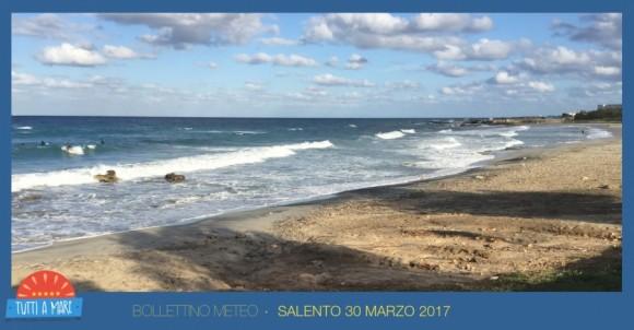 Bollettino 30 marzo 2017