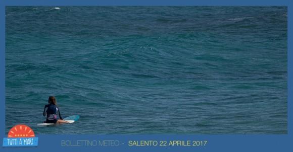 Bollettino 22 aprile 2017