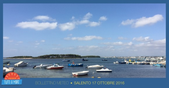 Bollettino 17 Ottobre 2016