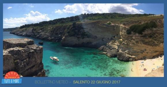 Bollettino 22 giugno 2017