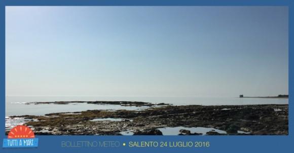 Bollettino 24 Luglio 2016