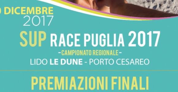 RACE SUP PUGLIA 2017   PREMIAZIONI   10 DICEMBRE