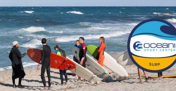 SCUOLA SURF DA ONDA 3OCEANI | NUOVA STAGIONE