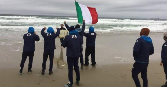 L'ITALIA - SURFING FISW CONI - VICE CAMPIONE EUROPEA 2017