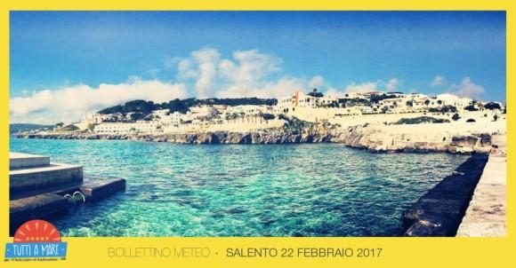 Bollettino 22 febbraio 2017