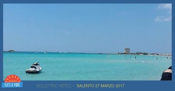 Bollettino 27 marzo 2017