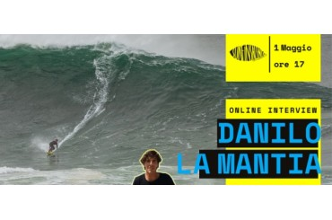 Intervista on line a Danilo La Mantia | Big Wave