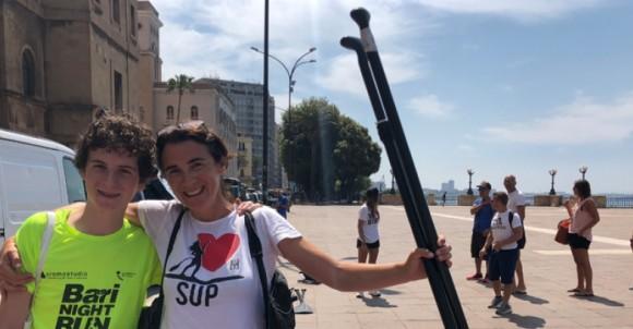 SUP RACE FOR THE CURE | 26 MAGGIO | BARI | TERZA TAPPA CAMPIONATO REGIONALE FISW 2018