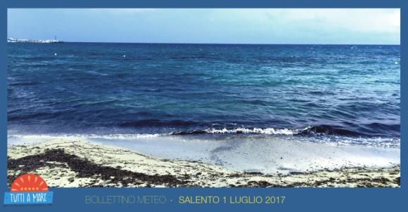 Bollettino 1 luglio 2017