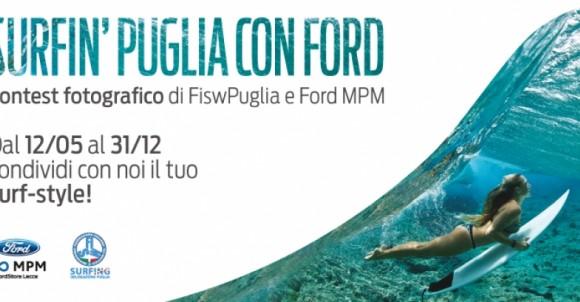 PARTE IL CONTEST FOTOGRAFICO DI FISW PUGLIA E FORD MPM
