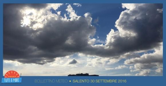 Bollettino 30 Settembre 2016