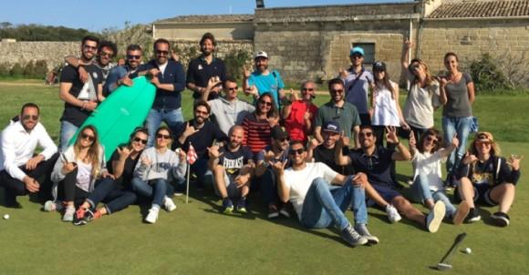 Surf&Golf nel Salento con 3OCEANI SPORT CENTER