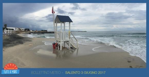 Bollettino 3 giugno 2017