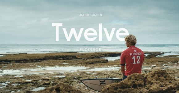 Hurley Presenta 'Twelve': La nuova Serie su John John Florence