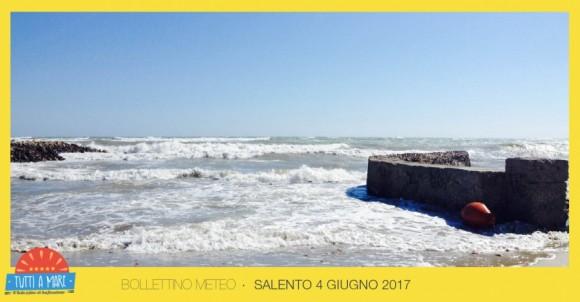 Bollettino 4 giugno 2017