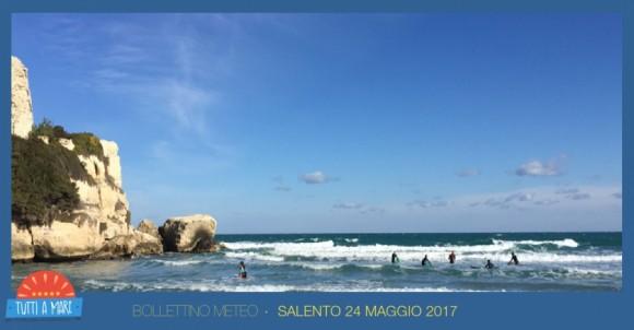 Bollettino 24 maggio 2017