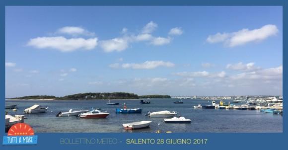 Bollettino 28 giugno 2017