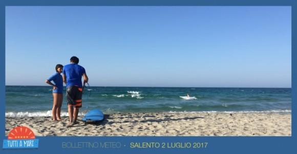 Bollettino 2 luglio 2017