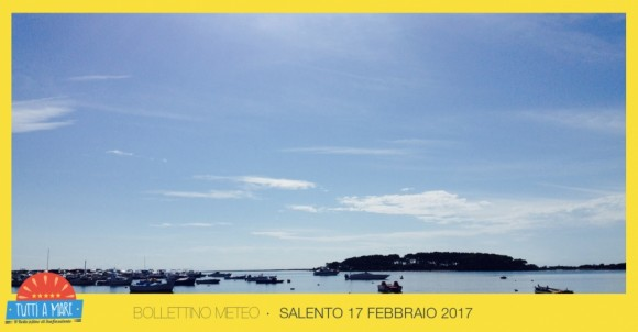 Bollettino 17 febbraio 2017