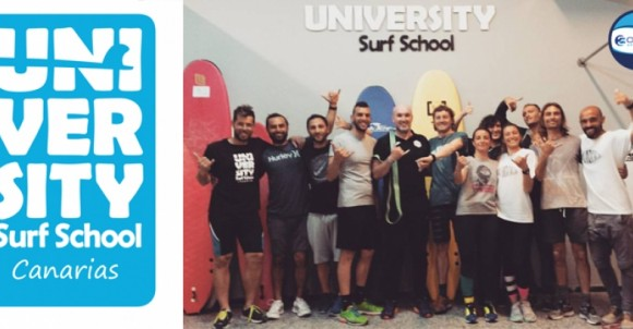 A GRAN CANARIA CON UNIVERSITY SURF SCHOOL - 3OCEANI | RACCONTI DI VIAGGIO