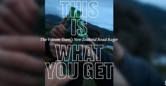 A New Zealand Road Rager feat. Noa Deane, Ryan Burch, Mitch Coleborn, Ozzie Wright and Luke