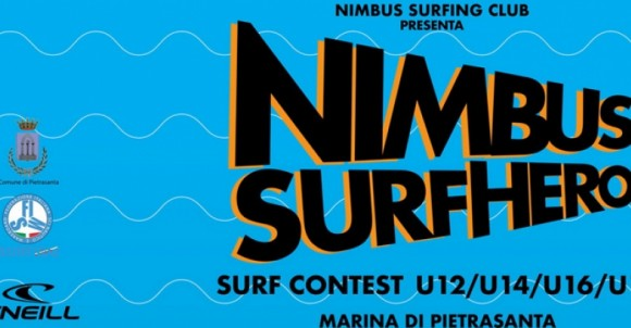 Il World Rookie Tour esordisce nel surf con la Nimbus Surf Hero 2021