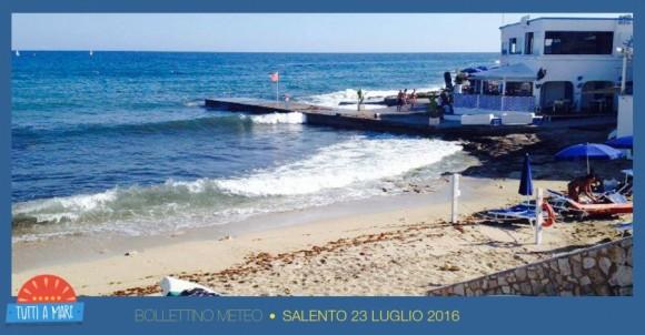 Bollettino 23 Luglio 2016