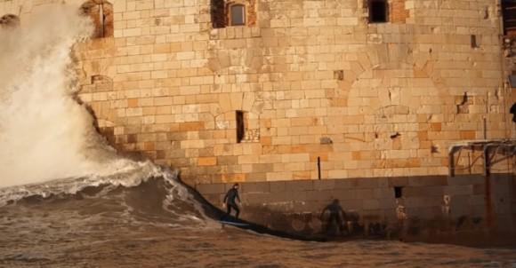 L'ALBATROS (film complet) l'Odyssée du waterman Ludovic Dulou