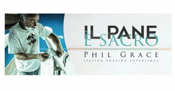 Il Pane è Sacro: Phil Grace in Italia