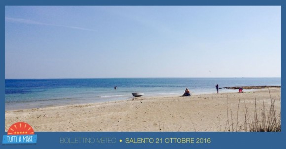 Bollettino 21 Ottobre 2016