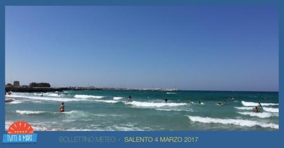 Bollettino 4 marzo 2017