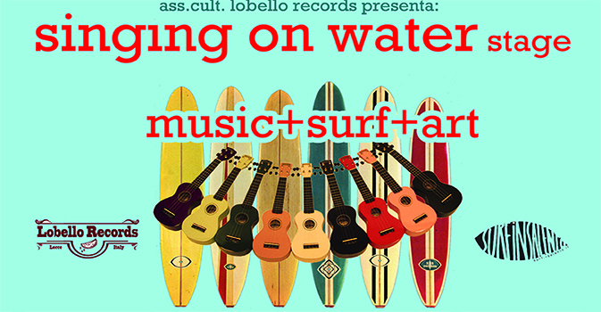 SINGING ON WATER STAGE | 18 OTTOBRE