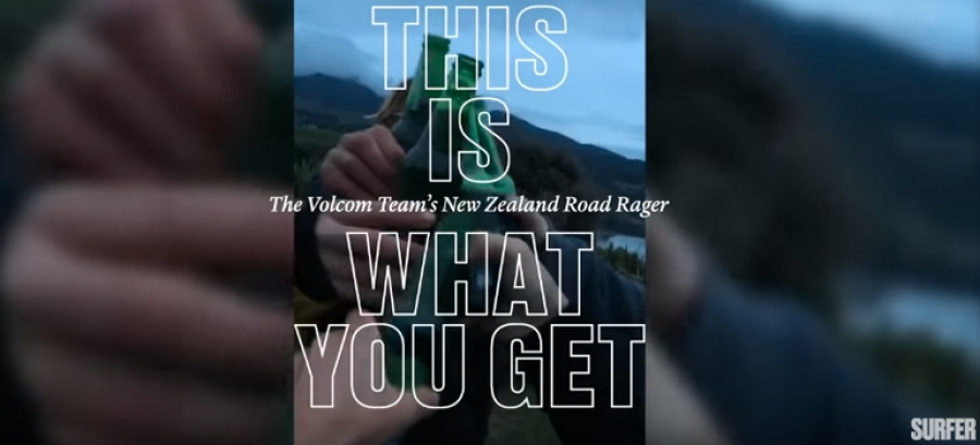A New Zealand Road Rager feat. Noa Deane, Ryan Burch, Mitch Coleborn, Ozzie Wright and Luke Cederman | VIDEO