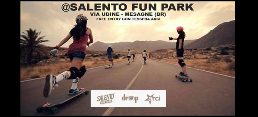 Salento Fun Pasqua 2016 Surf & Skate