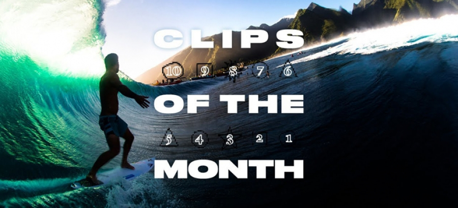 The Best Surf Clips From the Month of April 2019 | SURFER MAG VIDEO
