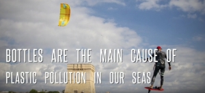 KITE & FOIL AGAINST PLASTIC POLLUTION | ANTONIO DOLCE VIDEO